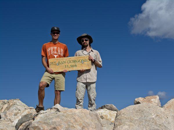 san gorgonio summit mountain