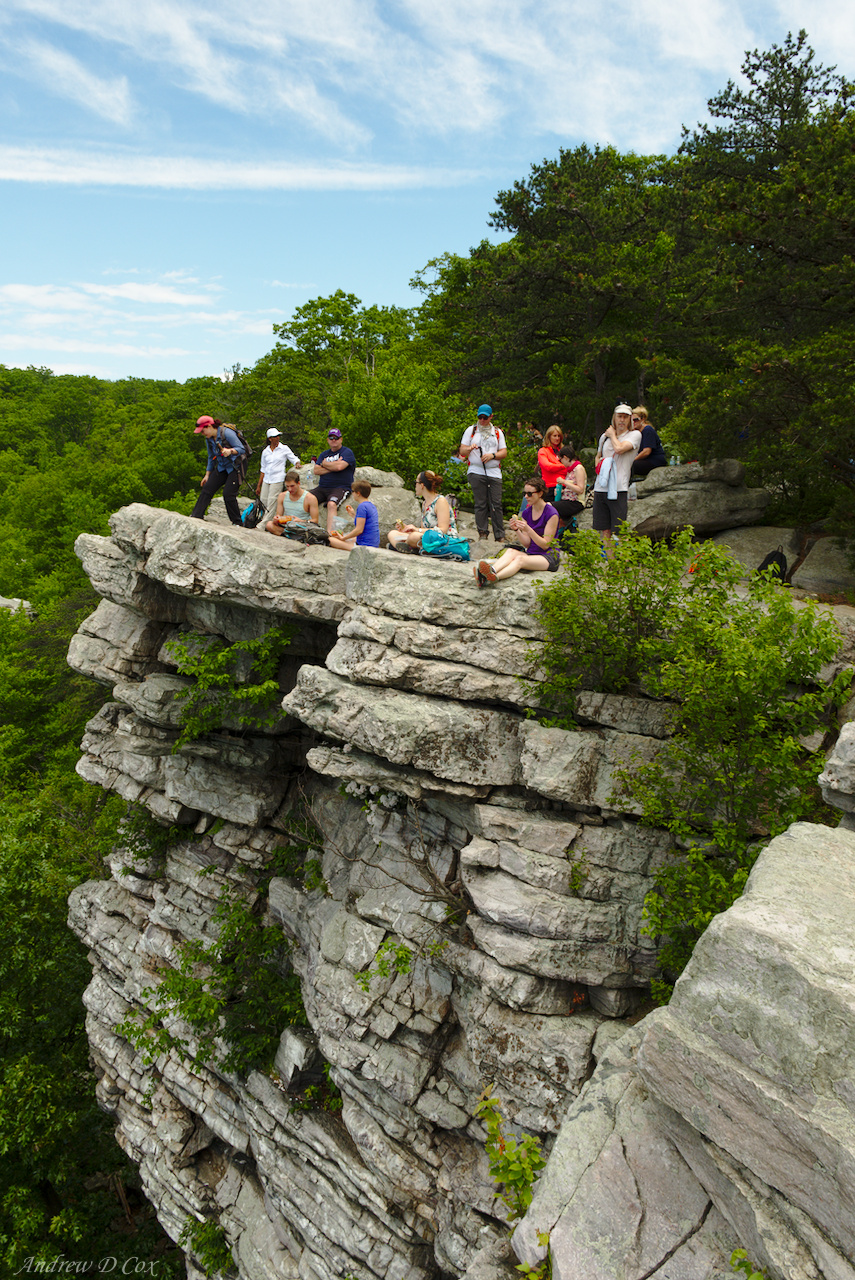 annapolis rocks cliff