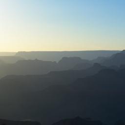 grand canyon national park walls shadow abstract