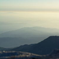 san jacinto mountain foothills