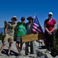 san jacinto mountain summit