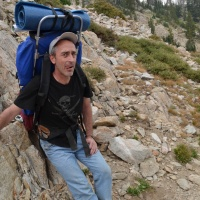 backpacking sawtooth mountain wilderness
