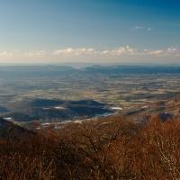 shenandoah national park appalachian trail vista
