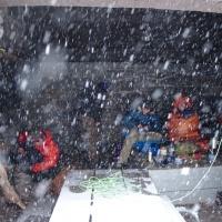 shenandoah national park snow storm shelter