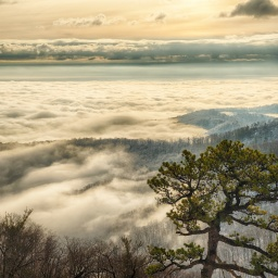 shenandoah national park landscape photography